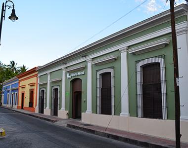 Hotel la Merced Colima